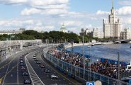 ePrix9 Москва, гонка, стартовая решетка