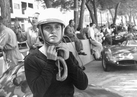 Мария-Тереза де Филиппис - первая женщина в Ф1