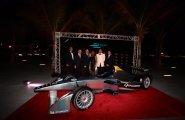 Формула Е в Майами (Агаг в белом костюме)