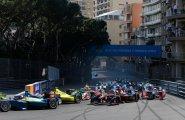 ePrix7 Monaco. Старт