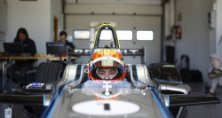 Китайский гонщик Хо-Пин Тун опробовал Формулу Е: информация из первых рук