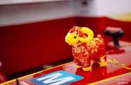 Китайский символ 2015 года: овца