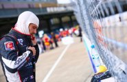 Берлин 2015, ePrix8, Зан-Эрик Вернь готовится к гонке