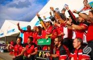 Берлин 2015, ePrix8. Вторая победа ди Грасси и конманды Audi Sport ABT. До того, как его дисквалифицировали