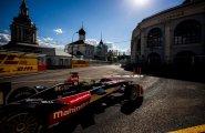 ePrix9 Москва, гонка, Сенна
