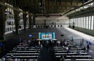 Берлин 2015, пятница, пресс конференция