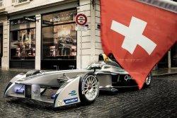 Формула Е вернула автоспорт в Швейцарию после 60-летнего запрета