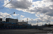 ePrix9 Москва, гонка, Прост