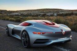 Технологии Формулы Е в дорожных автомобилях: Renault Trezor