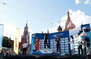 ePrix9 Москва, подиум, Пике, ди Грасси, Буэми