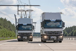 Электрические грузовики уже эксплуатируются в Лонг Бич
