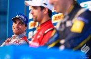 Берлин 2015, ePrix8, гонка: дАмброзио радуется своему первому подиуму