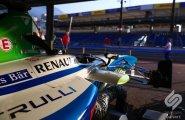 Monaco Formula E. Раннее утро в гараже Трулли