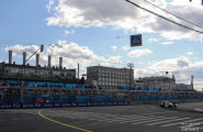 ePrix9 Москва, гонка, Буэми и ди Грасси пресуют Верджин
