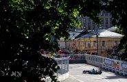 ePrix9 Москва, гонка, Буэми