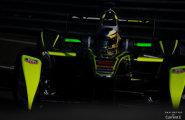 Monaco Formula E. Шарль Пик пилот команды NextEV-TCR на практике