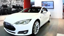 682 км на одной зарядке для электромобиля Tesla. Далеко, но медленно