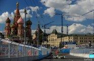 ePrix9 Москва, гонка, Нельсон Пике-мл.