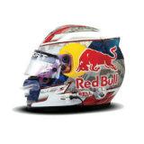 Шлем пилота: Себастьен Буэми (Sebastien Buemi)