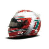 Шлем пилота: Ярно Трулли (Jarno Trulli)