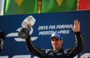 ePrix9 Москва, гонка, Буэми занял 3-е место
