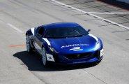eprix6: Машина гоночной дирекции. Rimac