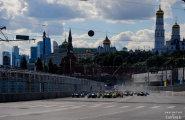 ePrix9 Москва, гонка, старт