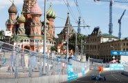 ePrix9 Москва, гонка