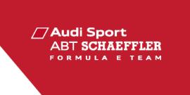Лого команды ABT Schaeffler Audi Sport