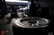 Monaco Formula E. Колесо Бруно Сенны из NextEV ждет участия в практике... :)