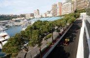 ePrix7 Monaco. ди Грасси