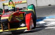 ePrix9 Москва, гонка, ди Грасси