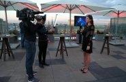 ePrix9 Москва, гала-ужин, Келли Пике