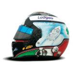 Шлем пилота: Сальвадор Дюран (Salvador Duran)