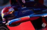 Monaco Formula E. Альгерсуари на практике