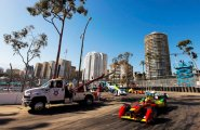 eprix6: Эвакуация болида во время гонки