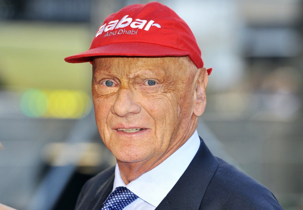 niki lauda wife