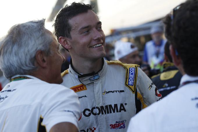 Джолион Палмер - чемпион GP2