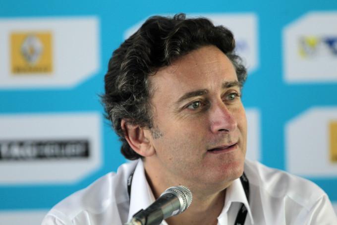 Алехандро Агаг, руководитель Формулы Е