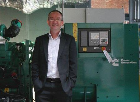 Пол Дэй, руководитель Aquafuel Research Ltd