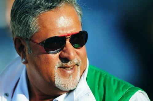 Виджей Малья - владелец команды Force India
