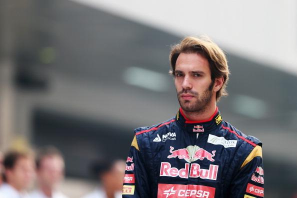 Жан-Эрик Вернь, Toro Rosso - теперь в Формуле Е