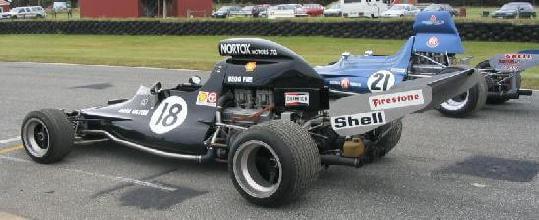 Этап Формулы 5000 прошёл в Лонг Бич в 1975 году