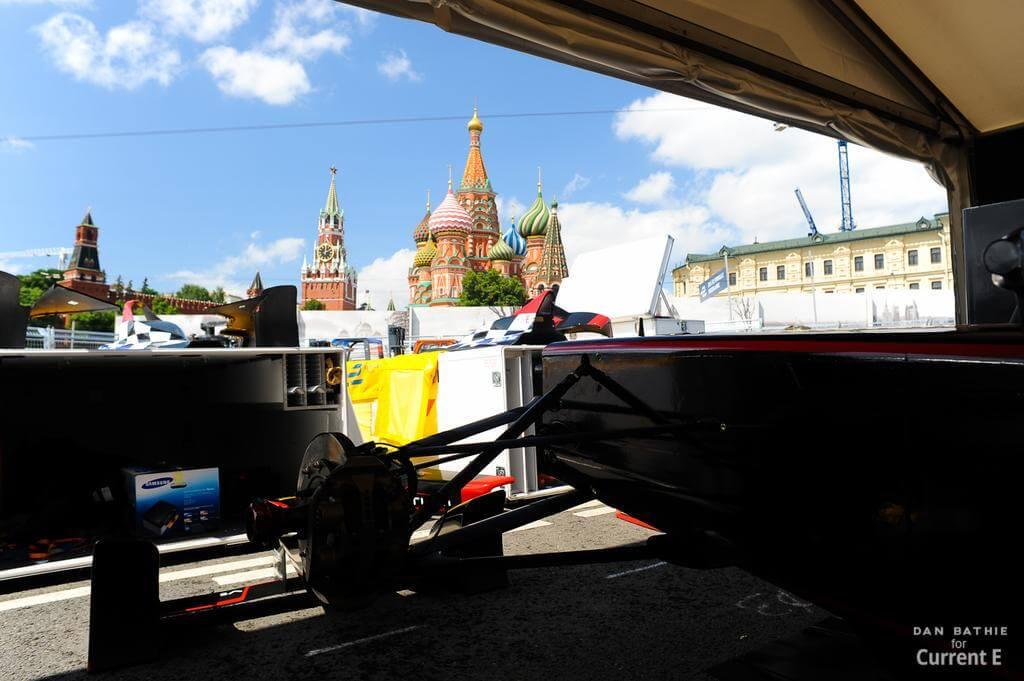 Формула Е в Москве