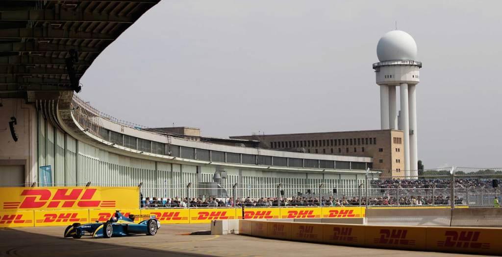 Аэропорт Темпельхоф в Берлине: здесь пройдут сразу 2 гонки Формулы Е